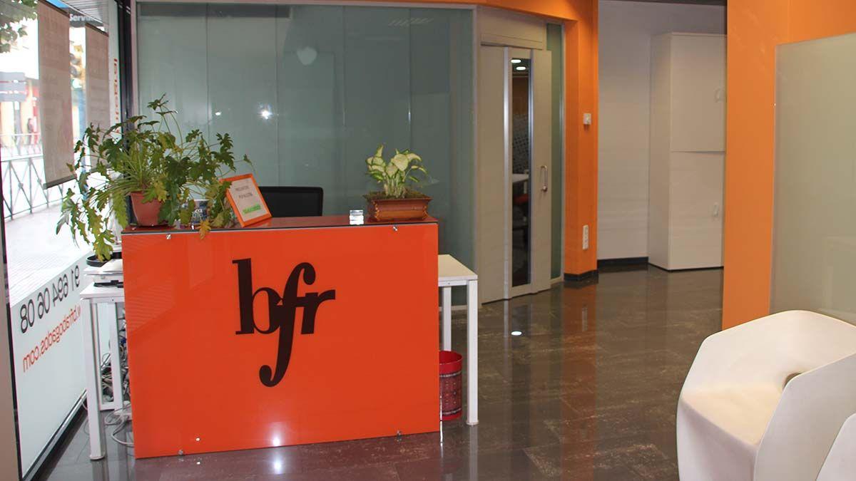 Foto del interior de BFR Asesoría en Leganés. Asesores multidisciplinares.